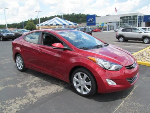 new 2012 hyundai elantra limited for sale stock ht1758. Black Bedroom Furniture Sets. Home Design Ideas