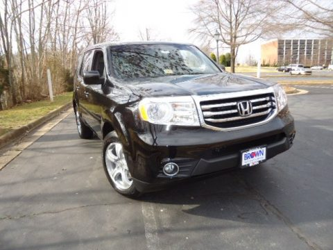 Brown Honda Charlottesville >> New 2012 Honda Pilot EX-L 4WD for Sale - Stock #14617 | DealerRevs.com - Dealer Car Ad #66273378