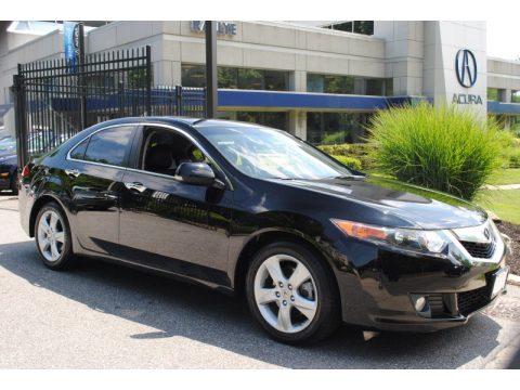 Acura  Cars on Used 2009 Acura Tsx Sedan For Sale   Stock  U 5949   Dealerrevs Com