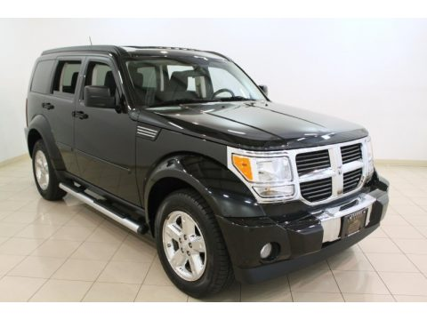used 2008 dodge nitro sxt 4x4 for sale stock 63912a. Black Bedroom Furniture Sets. Home Design Ideas