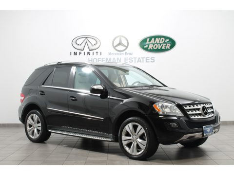 Used 2009 mercedes benz ml 350 4matic for sale stock for Mercedes benz dealer hoffman estates il