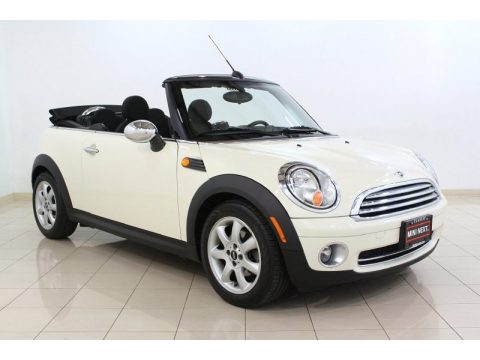 used 2009 mini cooper convertible for sale - stock #n4961a
