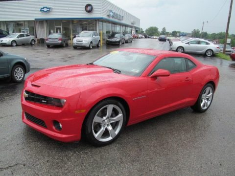 used 2012 chevrolet camaro ss coupe for sale stock p1413 dealer car ad. Black Bedroom Furniture Sets. Home Design Ideas