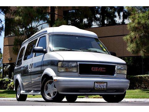 Astral Silver Metallic GMC Safari Conversion Van Click To Enlarge