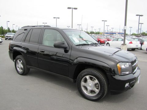 Used 2009 Chevrolet TrailBlazer LT 4x4 for Sale - Stock ...
