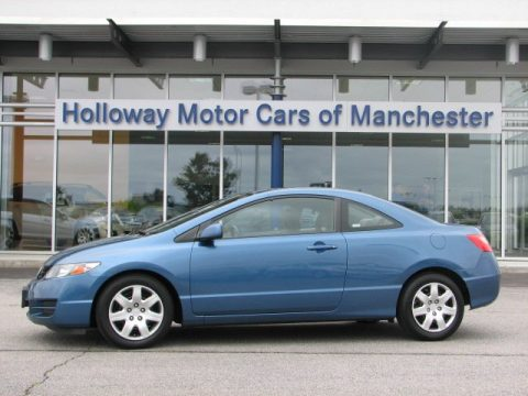 Used 2009 Honda Civic Lx Coupe For Sale Stock 3154p