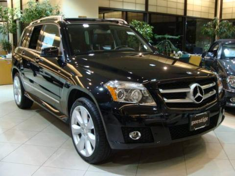 New 2010 mercedes benz glk 350 4matic for sale stock for Mercedes benz prestige paramus nj