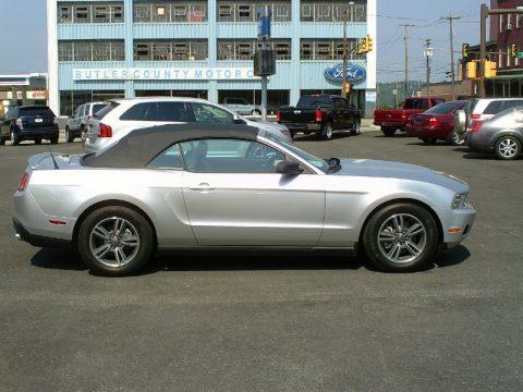 used 2011 ford mustang v6 premium convertible for sale stock jj617 dealer. Black Bedroom Furniture Sets. Home Design Ideas