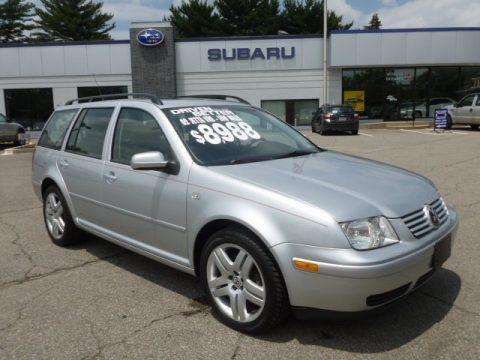 Used 2002 Volkswagen Jetta Glx Vr6 Wagon For Sale Stock