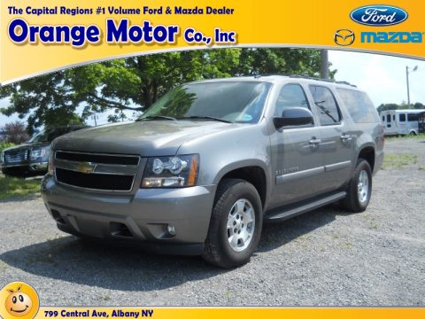 Used 2007 chevrolet suburban 1500 lt 4x4 for sale stock for Orange motors albany new york