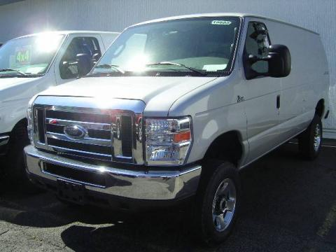 new 2008 ford e series van e250 super duty cargo 4x4 for sale stock t281048. Black Bedroom Furniture Sets. Home Design Ideas