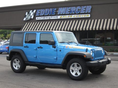 Used 2010 Jeep Wrangler Unlimited Islander Edition 4x4 for ...