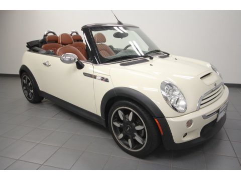 Used 2007 Mini Cooper S Convertible Sidewalk Edition For