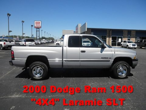 Used 2000 Dodge Ram 1500 Slt Extended Cab 4x4 For Sale