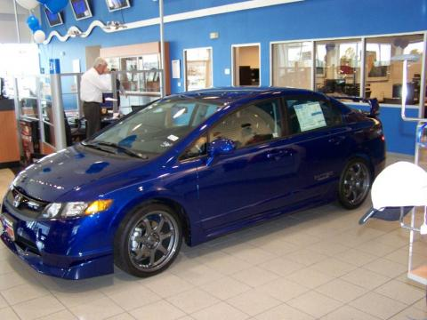 new 2008 honda civic mugen si sedan for sale stock 80575 dealer car ad. Black Bedroom Furniture Sets. Home Design Ideas