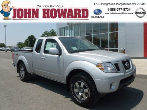 New 2012 Nissan Frontier Pro 4x King Cab 4x4 For Sale