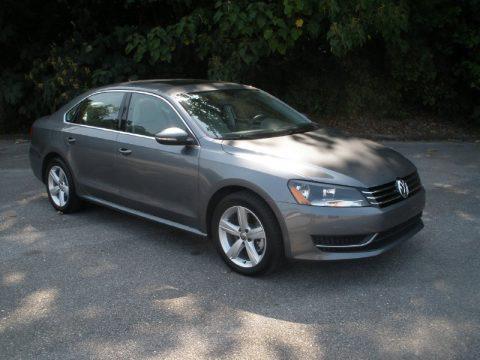 Used 2012 Volkswagen Passat 2 5l Se For Sale Stock