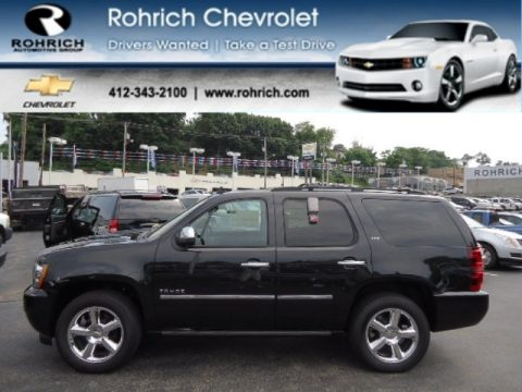 new 2012 chevrolet tahoe ltz 4x4 for sale stock c20211 dealer car ad 67645260. Black Bedroom Furniture Sets. Home Design Ideas