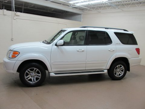 Toyota Dealers Illinois >> Used 2003 Toyota Sequoia Limited 4WD for Sale - Stock #0006538A | DealerRevs.com - Dealer Car Ad ...