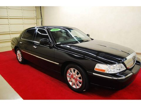Used 2011 Lincoln Town Car Signature Limited For Sale Stock