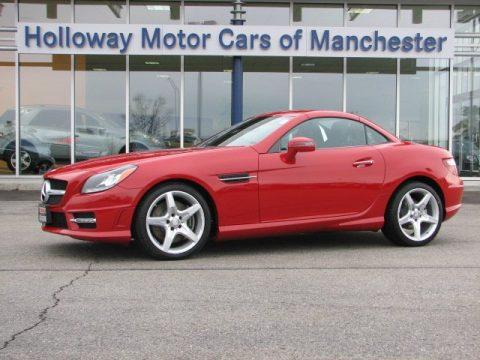 Used 2012 Mercedes Benz Slk 250 Roadster For Sale Stock