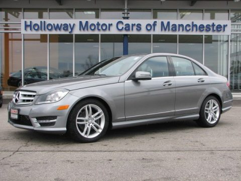 Used 2012 Mercedes Benz C 300 Sport 4matic For Sale