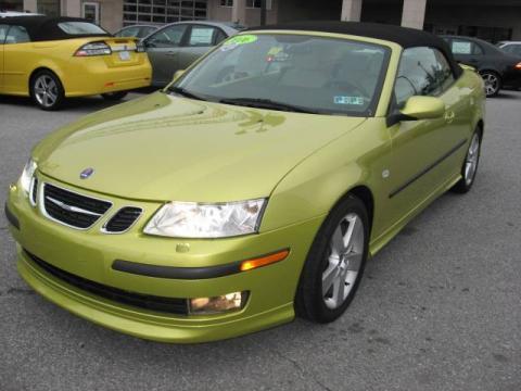 Honda Dealers In Delaware >> Used 2006 Saab 9-3 Aero Convertible for Sale - Stock ...
