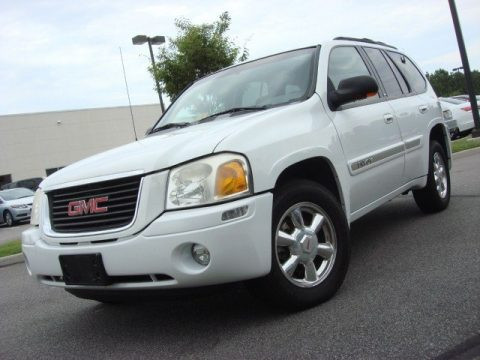 used 2003 gmc envoy slt 4x4 for sale stock h218891. Black Bedroom Furniture Sets. Home Design Ideas