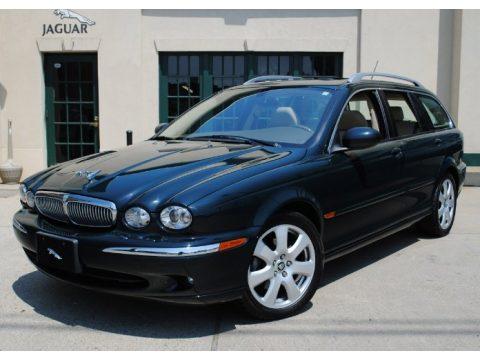 used 2005 jaguar x type 3 0 sport wagon for sale stock e51609 dealer car. Black Bedroom Furniture Sets. Home Design Ideas