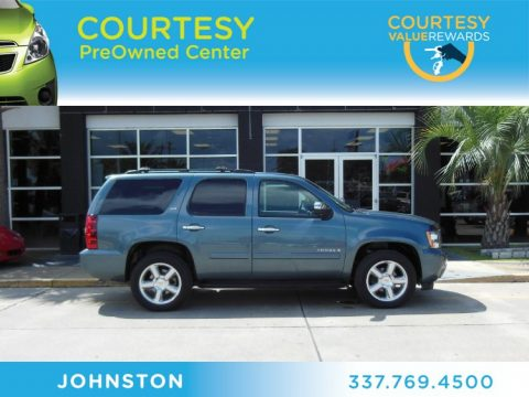 Used 2008 Chevrolet Tahoe Ltz For Sale Stock 2121197a Dealer Car Ad 68093297