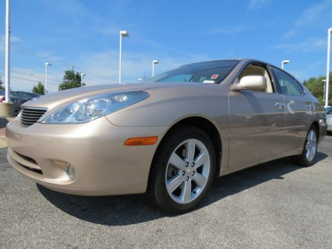 Sonora Gold Pearl Lexus ES 330.  Click to enlarge.