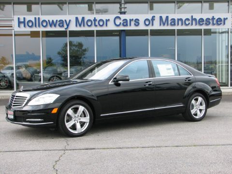 New 2013 Mercedes Benz S 550 4matic Sedan For Sale Stock