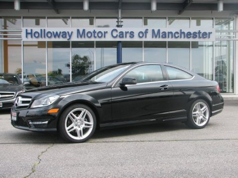 New 2013 Mercedes Benz C 250 Coupe For Sale Stock 13004