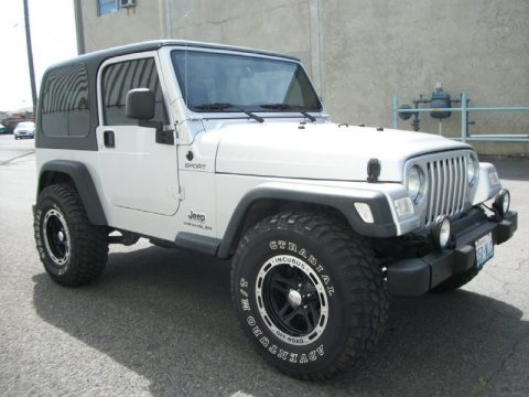 used 2004 jeep wrangler sport 4x4 for sale stock 2344470. Cars Review. Best American Auto & Cars Review