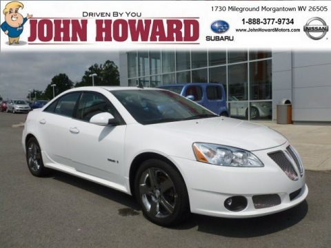 used 2009 pontiac g6 gxp sedan for sale stock 9118506