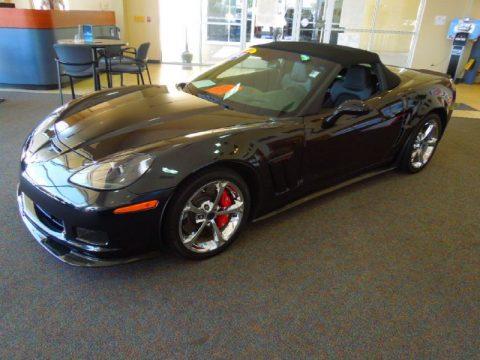 Used 2012 Chevrolet Corvette Grand Sport Convertible For