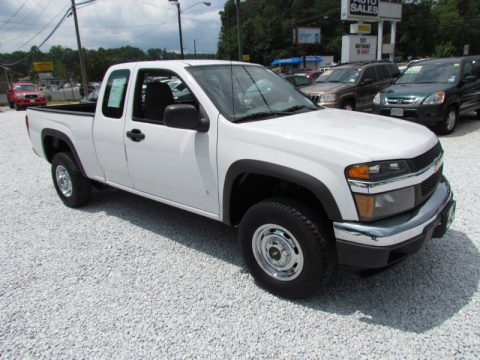 used 2007 chevrolet colorado ls extended cab 4x4 for sale. Black Bedroom Furniture Sets. Home Design Ideas