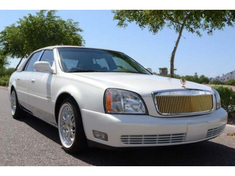 Used 2004 Cadillac Deville Sedan For Sale Stock