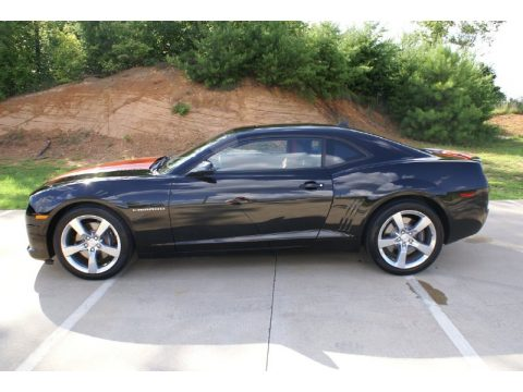 Used 2011 Chevrolet Camaro Ss Rs Coupe For Sale Stock