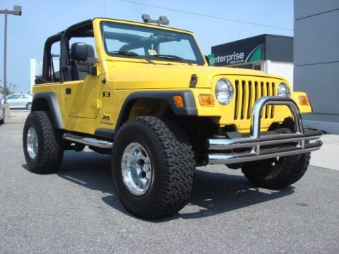 used 2006 jeep wrangler x 4x4 for sale stock 20603a dealer car ad 68579180. Black Bedroom Furniture Sets. Home Design Ideas