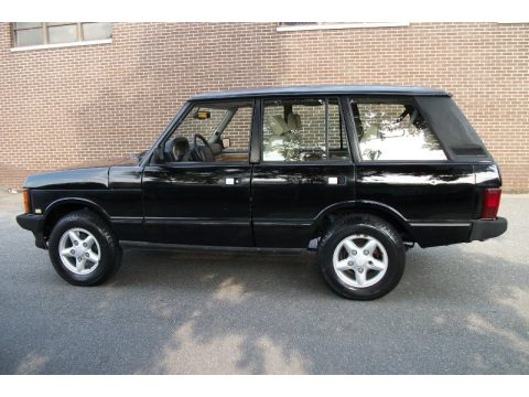 used 1995 land rover range rover county classic for sale stock l0082. Black Bedroom Furniture Sets. Home Design Ideas