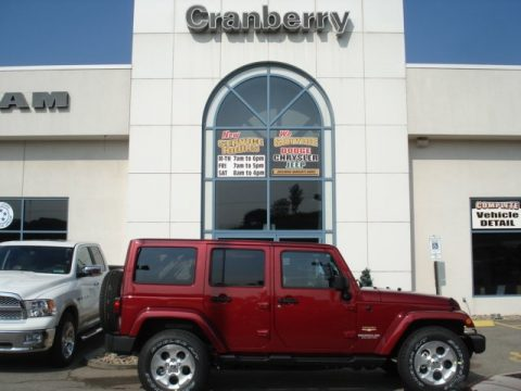 New 2013 Jeep Wrangler Unlimited Sahara 4x4 For Sale Stock Q3022