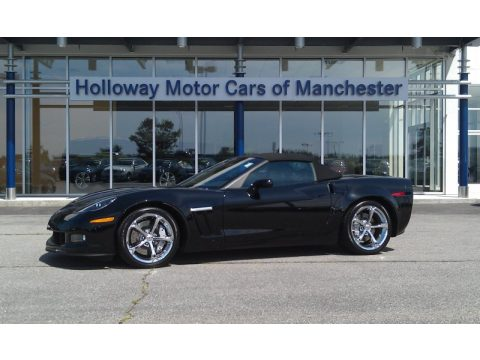Used 2011 chevrolet corvette grand sport convertible for for Holloway motor cars manchester