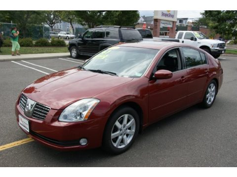used 2005 nissan maxima 3 5 sl for sale stock 7736. Black Bedroom Furniture Sets. Home Design Ideas