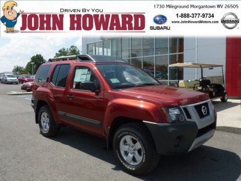 New 2012 Nissan Xterra S 4x4 For Sale Stock 6519894