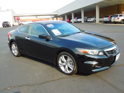 used 2011 honda accord ex l v6 coupe for sale stock. Black Bedroom Furniture Sets. Home Design Ideas