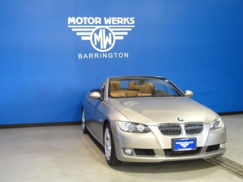 Used 2007 bmw 3 series 328i convertible for sale stock for Motor werks barrington used cars