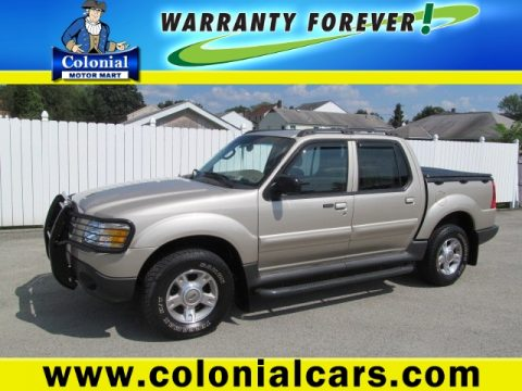 Used 2004 Ford Explorer Sport Trac Xlt 4x4 For Sale