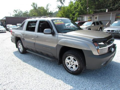 used 2002 chevrolet avalanche z71 4x4 for sale stock 1. Black Bedroom Furniture Sets. Home Design Ideas