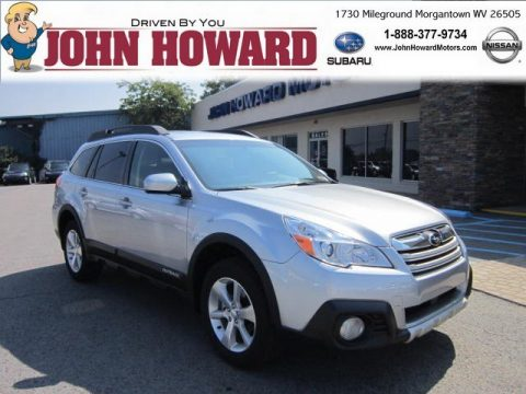New 2013 subaru outback limited for sale stock for John howard motors morgantown wv